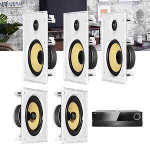 Kit-Home-Theater-5.0-JBL-Receiver-AVR-1510S---Caixa-de-Embutir-Teto-CI8R---CI8S-Residencial-Gesso-01