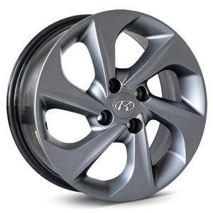 Jogo-Roda-KR-R78-Hyundai-HB20---Grafite-Fosco