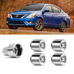 Jogo-Porca-Antifurto-Nissan-Versa-PCD-M12x15-A