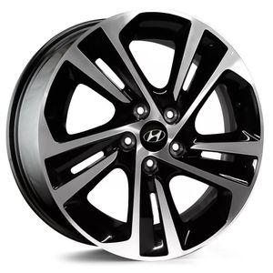 Jogo-Roda-S16-Hyundai-Creta-2020-Aro-16---Preta-Diamantada-A
