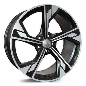 Jogo-Roda-Audi-RS5-Aro-19---Preta-Diamantada-01