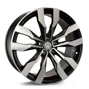 Jogo-de-Roda-VW-Nova-Tiguan-R-line-Tech-Aro-20---Preta-Diamantada-A