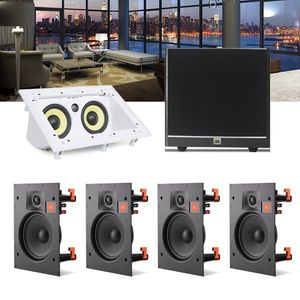 Kit-Home-Theater-5.1-JBL-Caixa-Embutir-Teto-Arena-8IW---Central-CI55RA---Arena-Sub-100-Residencial-1a
