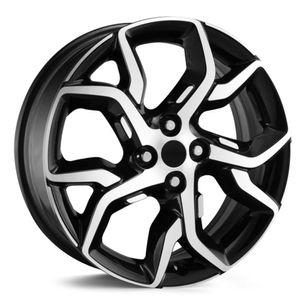 Jogo-Roda-KR-R92-Fiat-Argo-Aro-16---Preta-Diamantada