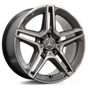 Jogo-de-Roda-Mercedes-C300-Aro-18---Grafite-Diamantada-01