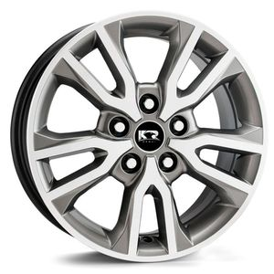 Jogo-Roda-KR-R98-Hyundai-Creta-Aro-16---Grafite-Diamanatada