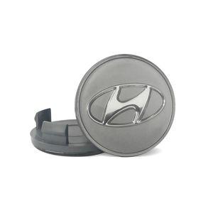 Calota-Centro-Roda-Hyundai-Vera-Cruz-Prata-Emblema-em-Acrilico-A