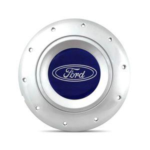Calota-Centro-Roda-Ferro-Amarok-Ford-Escort-Prata-Emblema-Azul-1