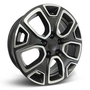 Jogo-Roda-KR-R76-Jeep-Renegade-Aro-16---Grafite-Diamantada