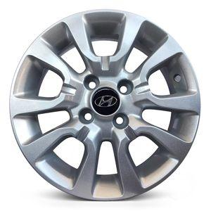 Jogo-Roda-KR-S06-Hyundai-HB20-Aro-15---Prata-Brilhante