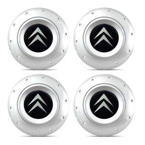 Jogo-4-Calota-Centro-Roda-Ferro-Amarok-Citroen-C4-Prata-Emblema-Preto-A