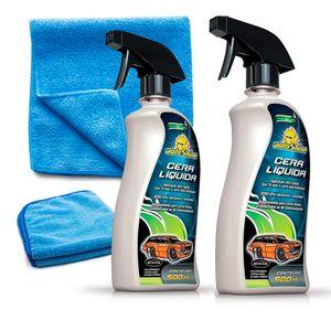 Kit-2-Cera-Liquida-Carnauba-Cristalizadora-Spray-BTS-Autoshine---2-Pano-Microfibra-Azul-2