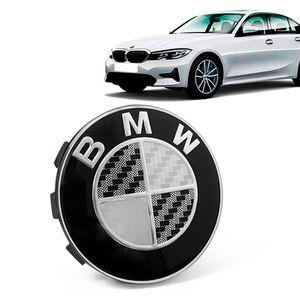 Calota-Centro-Roda-Original-BMW-Serie-3-2019--Emblema-Preto-A
