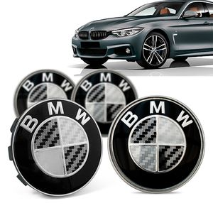 Jogo-4-Calota-Centro-Roda-Original-BMW-Serie-4-2019--Emblema-Preto-A