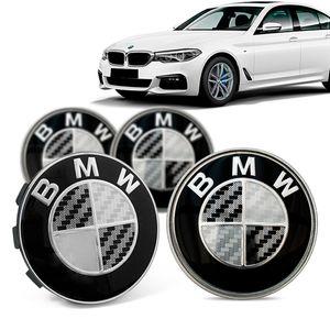 Jogo-4-Calota-Centro-Roda-Original-BMW-Serie-5-2019--Emblema-Preto-A
