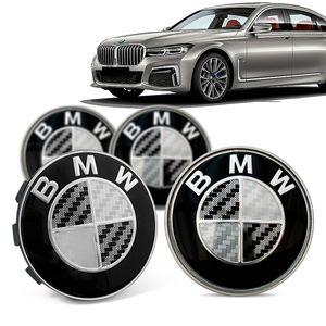 Jogo-4-Calota-Centro-Roda-Original-BMW-Serie-7-2019--Emblema-Preto-A