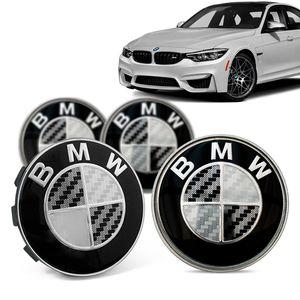 Jogo-4-Calota-Centro-Roda-Original-BMW-M3-2019--Emblema-Preto-A