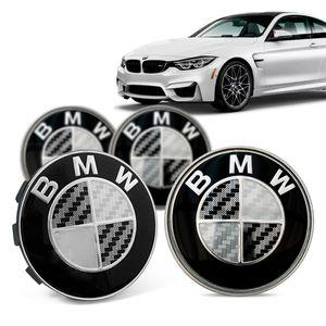 Jogo-4-Calota-Centro-Roda-Original-BMW-M4-2019--Emblema-Preto-A