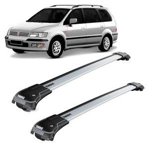 Rack-Teto-Bagageiro-Thule-Wingbar-Mitsubishi-Space-Wagon-1984--Longarinas-9581-01