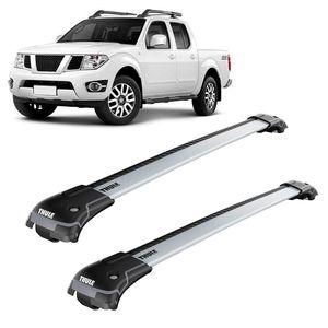 Rack-Teto-Bagageiro-Thule-Wingbar-Nissan-Frontier-LE-Cabine-Dupla-2011-a-2016-Longarinas-95801