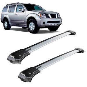 Rack-Teto-Bagageiro-Thule-Wingbar-Nissan-Pathfinder-2006--Longarinas-9581-01