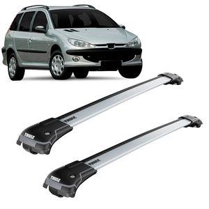 Rack-Teto-Bagageiro-Thule-Wingbar-Peugeot-206-SW-Wagon-2002-a-2008-Longarinas-9581-01