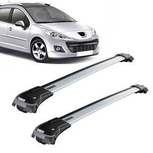 Rack-Teto-Bagageiro-Thule-Wingbar-Peugeot-207-SW-Wagon-2009--Longarinas-9581-01