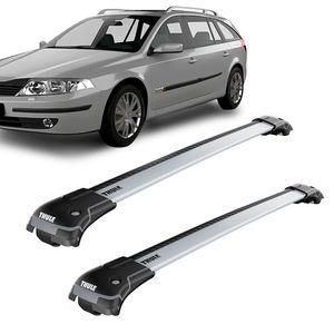 Rack-Teto-Bagageiro-Thule-Wingbar-Renault-Laguna-Wagon-1996-a-2000-Longarinas-9581-01