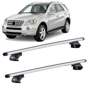 Rack-Teto-Completo-Bagageiro-Thule-Smart-Aerobar-Mercedes-Benz-Classe-M-W101