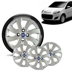 Jogo-4-Calota-Fiat-Palio-Attractive-2012-13-Aro-14-Prata-Emblema-Azul