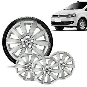 Jogo-4-Calota-Volkswagen-Vw-Fox-Aro-15-Prata
