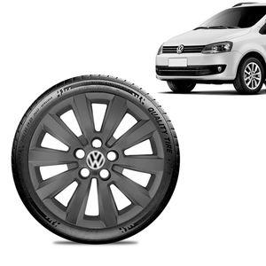Calota-Volkswagen-Vw-SpaceFox-Aro-15-Grafite-Fosco