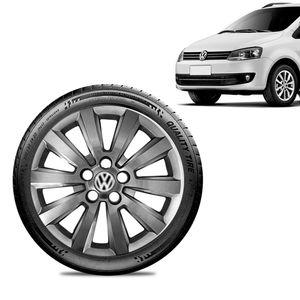Calota-Volkswagen-Vw-SpaceFox-Aro-15-Grafite-Brilhante