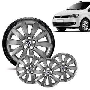 Jogo-4-Calota-Volkswagen-Vw-Fox-Aro-15-Grafite-Brilhante