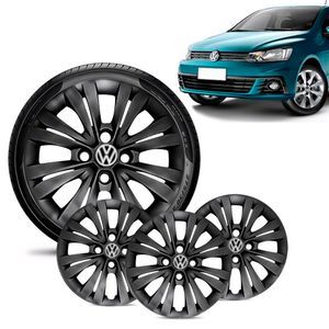 Jogo-4-Calota-Volkswagen-Vw-Gol-G7-2017-18-Aro-14-Preta-Brilhante
