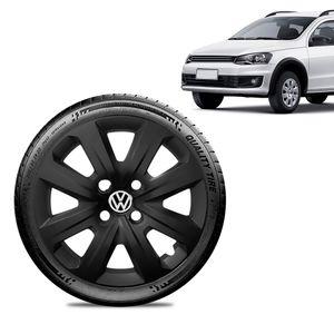 Calota-Volkswagen-Vw-Saveiro-2014-15-16-Aro-14-Preta-Fosca