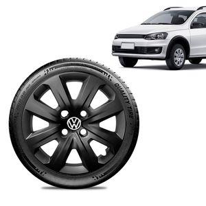 Calota-Volkswagen-Vw-Saveiro-2014-15-16-Aro-14-Preta-Brilhante