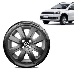 Calota-Volkswagen-Vw-Saveiro-2014-15-16-Aro-14-Grafite-Brilhante