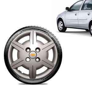 Calota-GM-Corsa-Sedan-Aro-13-Prata-Pra