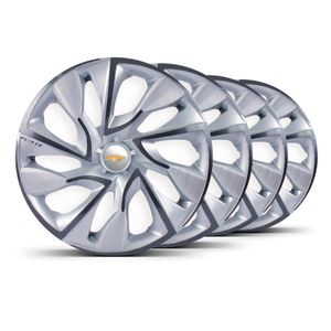 Jogo-4-Calota-DS4-Aro-15-Prata-Grafite-GM-Astra-Celta-Chevette-Chevy-Classic-Cobalt-Corsa-Cruze-Ipanema-Joy-Kadett-Marajo-Meriva-Montana-Monza-Onix-Prisma-Sonic-Spin-Tigra-Agile-A