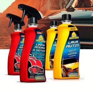 Kit-2-Shampoo-Lava-Auto---2-Limpa-Rodas-e-Motor-Autoshine-01