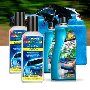 Kit-2-Lava-a-Seco---2-Cera-Prata---4-Pano-Autoshine-01
