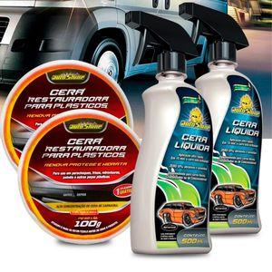 Kit-2-Cera-Carnauba-Cristaliza---2-Restaura-Plastico-Autoshine-01