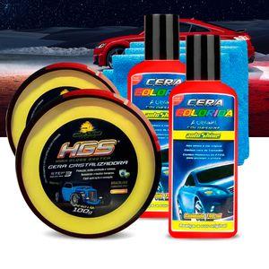 Kit-2-Cera-Cristaliza-Polidora---2-Vermelha---4-Pano-Autoshine-01