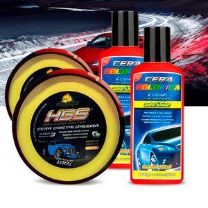 Kit-2-Cera-Cristaliza-Polidora---2-Cera-Vermelha-Autoshine-01
