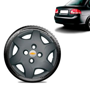 Calota-GM-Corsa-Sedan-Aro-13-Grafite-Fosca-Pra