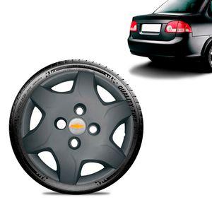 Calota-GM-Corsa-Classic-Aro-13-Grafite-Fosca-Pra
