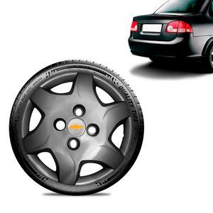 Calota-GM-Corsa-Sedan-Aro-13-Grafite-Brilhante-Pra