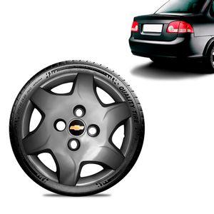 Calota-GM-Corsa-Classic-Aro-13-Grafite-Brilhante-Pre