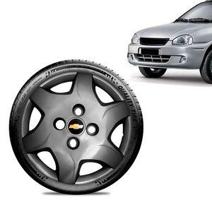 Calota-GM-Corsa-Wind-Aro-13-Grafite-Brilhante-Pre